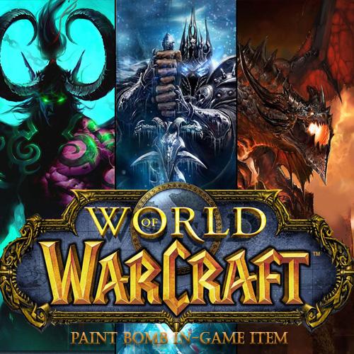 Comprar World of Warcraft Paint Bomb In-game Item CD Key Comparar Precios