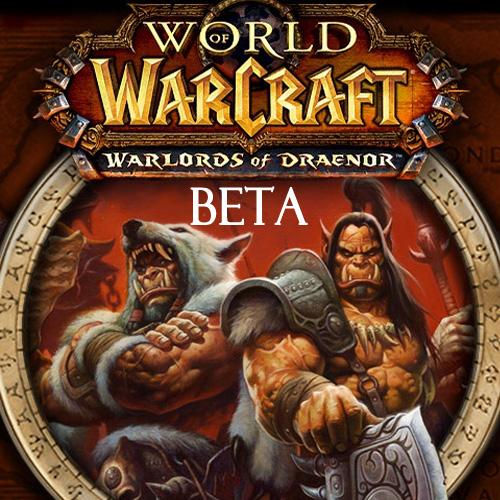 Comprar World of Warcraft Warlords of Draenor BETA CD Key Comparar Precios