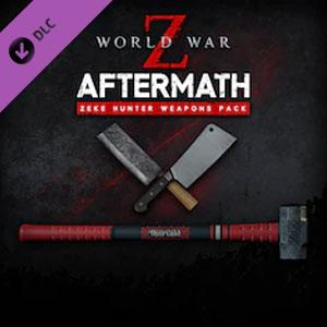 Comprar World War Z Aftermath Zeke Hunter Weapons Pack Ps4 Barato Comparar Precios