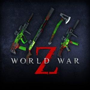 Comprar World War Z Biohazard Weapon Pack Xbox One Barato Comparar Precios