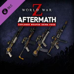 Comprar World War Z Explorer Weapon Skin Pack Ps4 Barato Comparar Precios