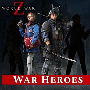 Comprar World War Z War Heroes Pack Ps4 Barato Comparar Precios