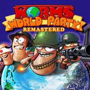 Comprar Worms World Party Remastered CD Key Comparar Precios