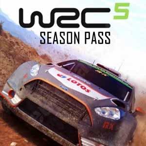 Comprar WRC 5 Season Pass CD Key Comparar Precios