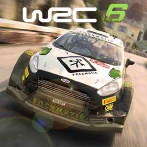 Comprar WRC 6 PS4 Code Comparar Precios