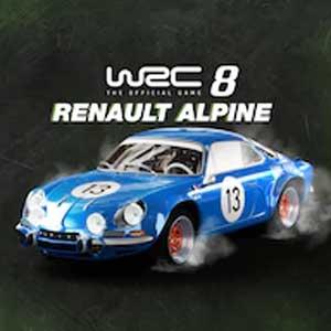 WRC 8 Alpine A110 1973