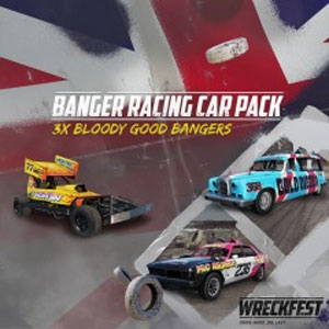 Wreckfest Banger Racing Car Pack