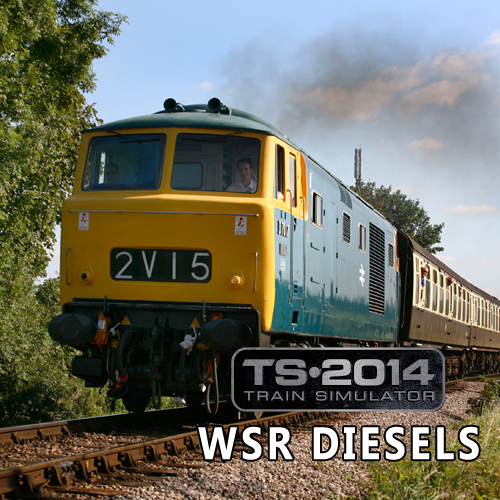 Comprar Train Simulator WSR Diesels CD Key Comparar Precios