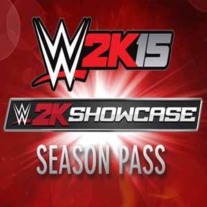 Comprar WWE 2K15 Showcase Season Pass Xbox One Code Comparar Precios