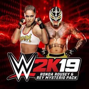 WWE 2K19 Ronda & Rey Pack