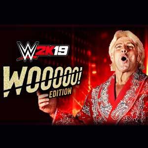 WWE 2K19 Wooooo