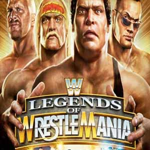 Comprar WWE Legends of WrestleMania Xbox 360 Code Comparar Precios