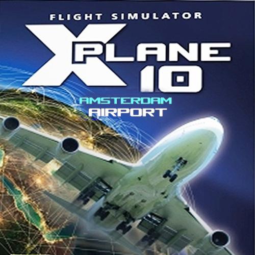 Comprar X-Plane 10 Global 64 Bit Airport Amsterdam CD Key Comparar Precios
