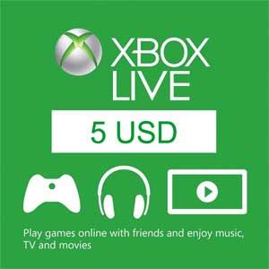 Comprar 50 USD Xbox Live Code Comparar Precios