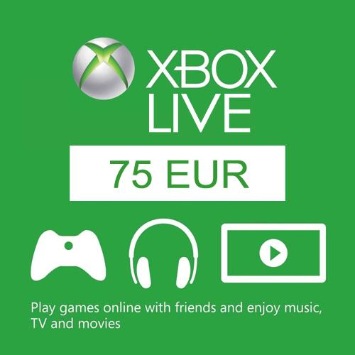 75 Euro Card EU