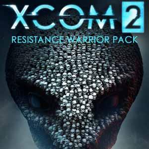 XCOM 2 Resistance Warrior Pack