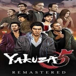 Comprar Yakuza 5 Remastered CD Key Comparar Precios