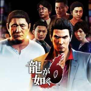 Comprar Yakuza 6 PS4 Code Comparar Precios