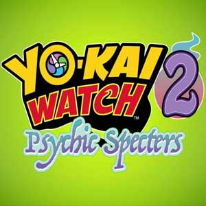 Comprar YO-KAI WATCH 2 Psychic Specters Nintendo 3DS Descargar Código Comparar precios