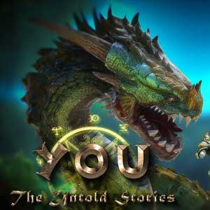 Comprar YOU The Untold Stories CD Key Comparar Precios