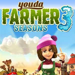 Comprar Youda Farmer 3 Seasons CD Key Comparar Precios