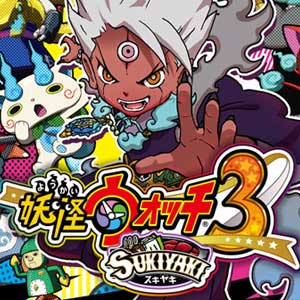 Youkai Watch 3 Sukiyaki