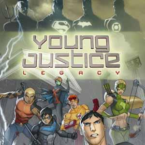 Comprar Young Justice Legacy Xbox 360 Code Comparar Precios