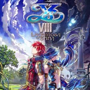 YS 8 Lacrimosa of Dana