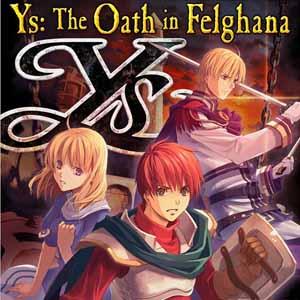 Comprar YS The Oath in Felghana CD Key Comparar Precios