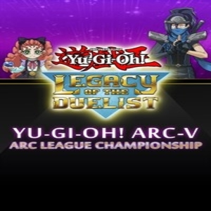 Comprar Yu-Gi-Oh ARC-V ARC League Championship CD Key Comparar Precios