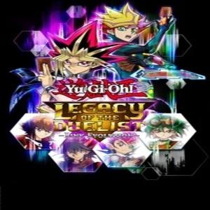 Comprar Yu-Gi-Oh Legacy of the Duelist Link Evolution Xbox Series Barato Comparar Precios