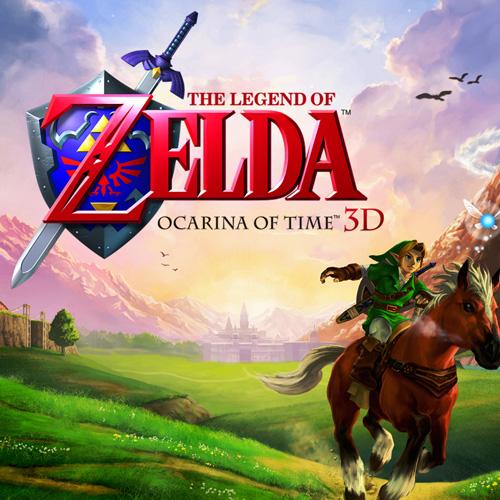 Comprar Zelda Ocarina of Time 3D Nintendo 3DS Descargar Código Comparar precios