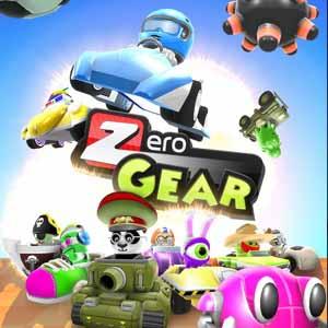 Comprar Zero Gear CD Key Comparar Precios