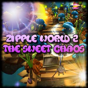 Comprar Zipple World 2 The Sweet Chaos CD Key Comparar Precios