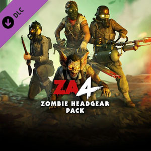 Zombie Army 4 Zombie Headgear Pack