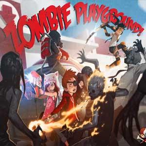 Comprar Zombie Playground CD Key Comparar Precios