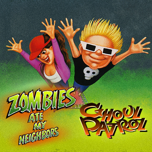 Comprar Zombies Ate My Neighbors and Ghoul Patrol Nintendo Switch Barato comparar precios