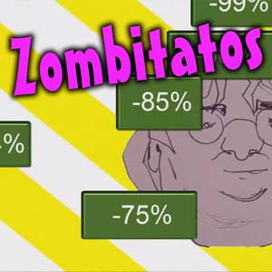 Comprar Zombitatos the end of the Pc master race CD Key Comparar Precios