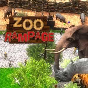Comprar Zoo Rampage CD Key Comparar Precios