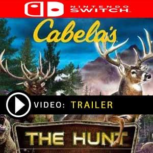 Cabela's The Hunt Nintendo Switch Precios Digitales o Edición Física