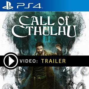 Call of Cthulhu PS4 Precios Digitales o Edición Física