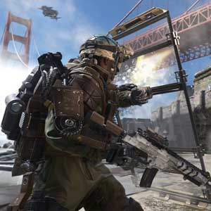 Call of Duty Black Ops 3 Zona de batalla