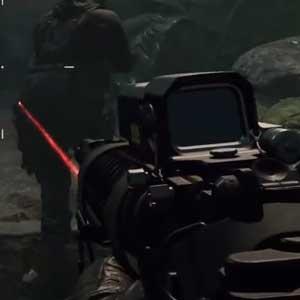 Rifle de asalto Call of Duty Black Ops Cold War