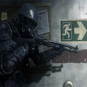 Modern Warfare battle