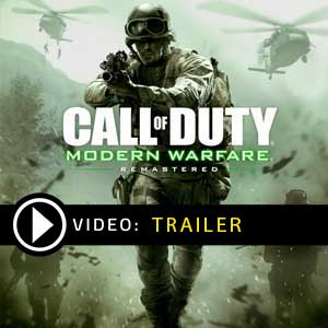 Comprar Call of Duty Modern Warfare Remastered CD Key Comparar Precios