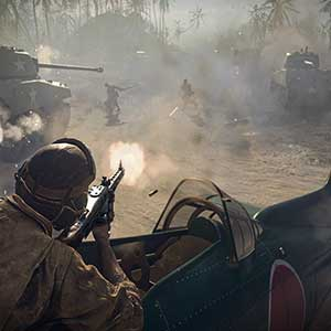 Call of Duty Vanguard Frente Del Pacífico