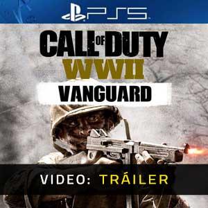 Call of Duty Vanguard PS5 Vídeo En Tráiler