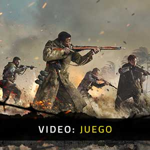 Call of Duty Vanguard Vídeo Del Juego