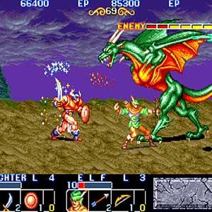 Capcom Beat Em Up Bundle The King of Dragons