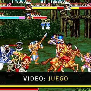 Capcom Beat Em Up Bundle Vídeo Del Juego